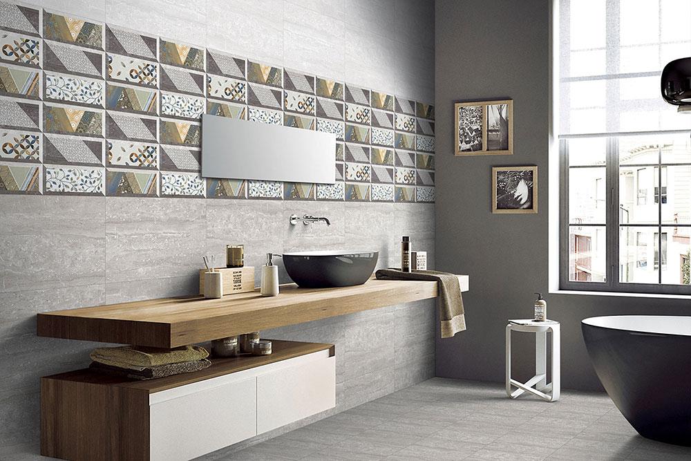 Sweden Grey Decor Nitco Ceramic Wall tiles distributor ...