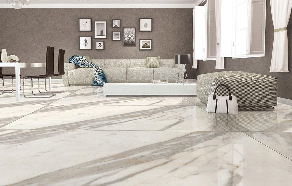 Tiffany Bianco Johnson Vitrified Floor